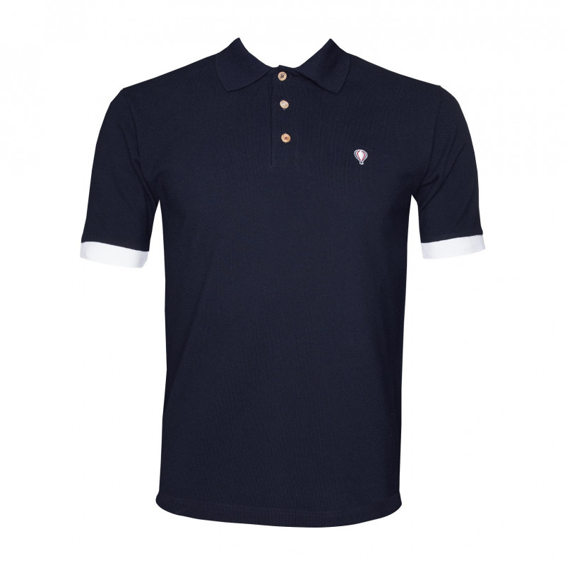 Polo Marine Le Chic Français - 100% Made in France